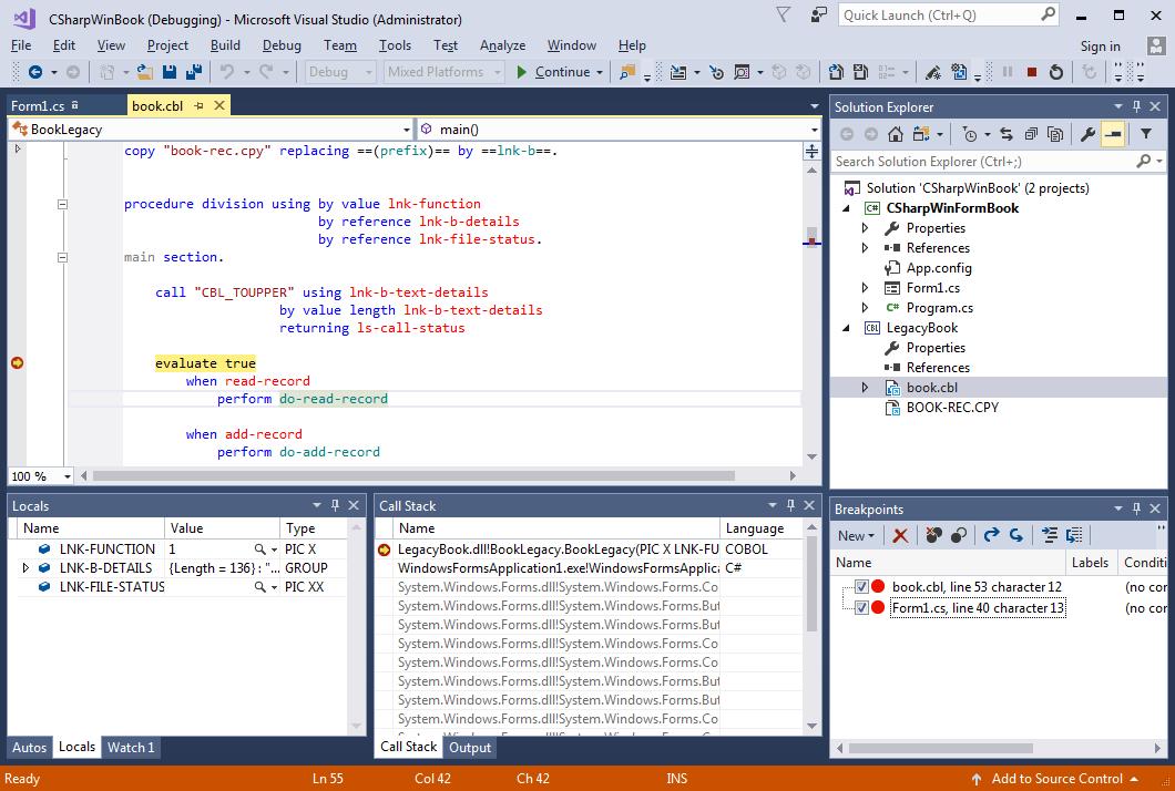 Visual COBOL for Visual Studio 2017 - Visual Studio Marketplace